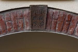 Eingang zum Brauhaus