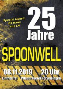 Spoonwell rockt den Saal